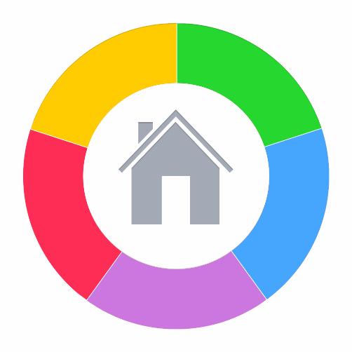 HomeBudget with Sync помогает с удобством вести домашнюю бухгалтерию