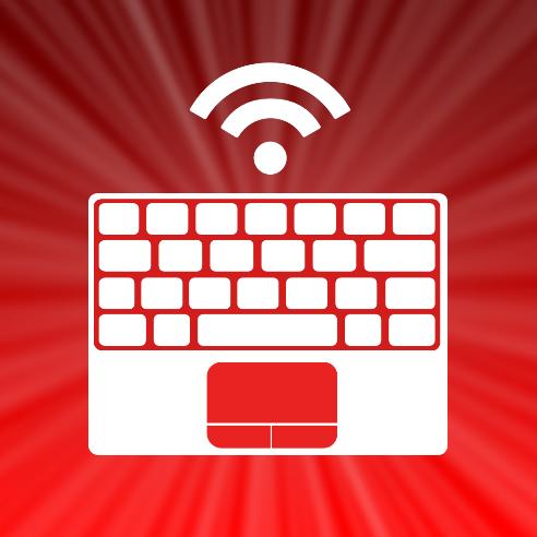 Air Keyboard превращает ваш iPhone/iPad в беспроводную клавиатуру для PC и Mac