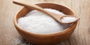 Выбираем правильную соль для кухни