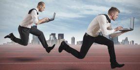 Конкуренция убивает продуктивность?