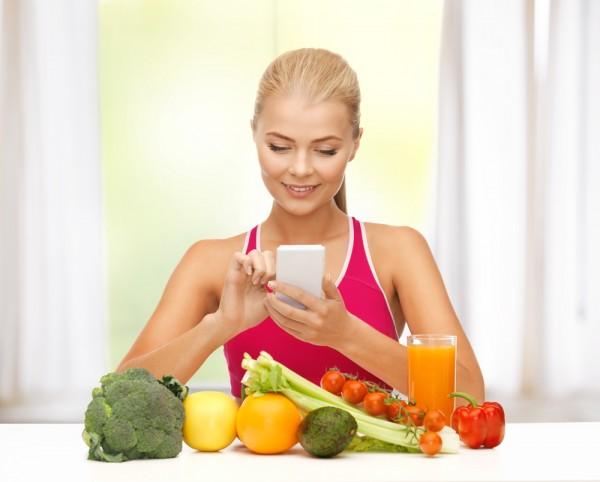 Диета по количеству калорий в продуктах - меню
