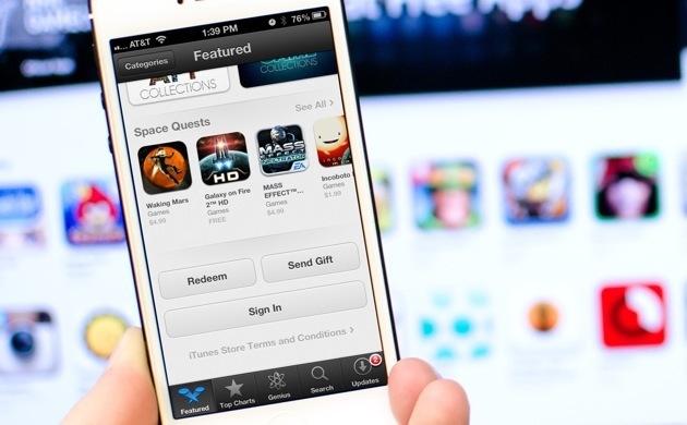 App Store получил новый алгоритм поиска