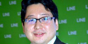 Рабочие места: Джун Масуда, Директор по стратегии и маркетингу LINE Corporation