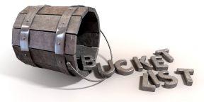 BucketList: список того, что нужно успеть, пока живешь на свете
