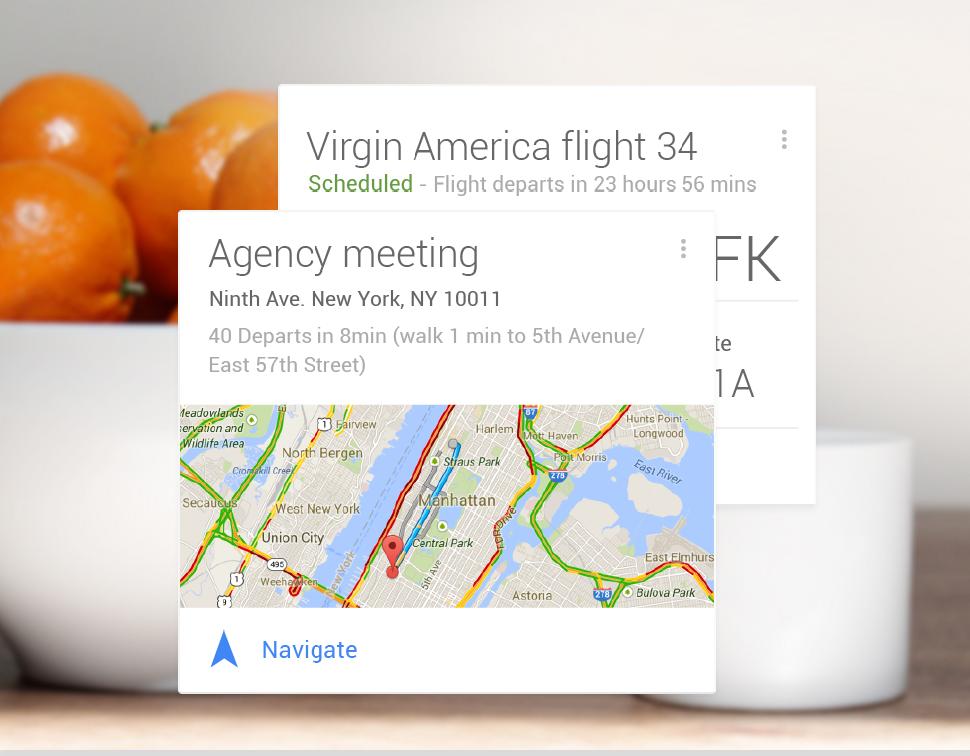 60 команд для управления Google Now