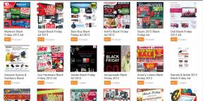BlackFriday – мобильный путеводитель по сезону американских распродаж