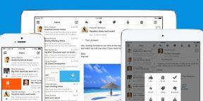 Boxer - почтовый клиент для iOS с акцентом на скорость работы