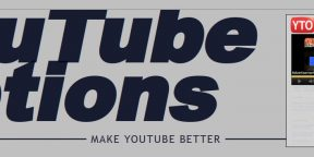 YouTube Options - тонкая настройка YouTube в Google Chrome, Opera и Safari