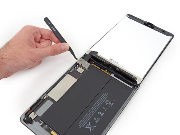 iFixit полностью разобрали новый iPad mini Retina (фото)