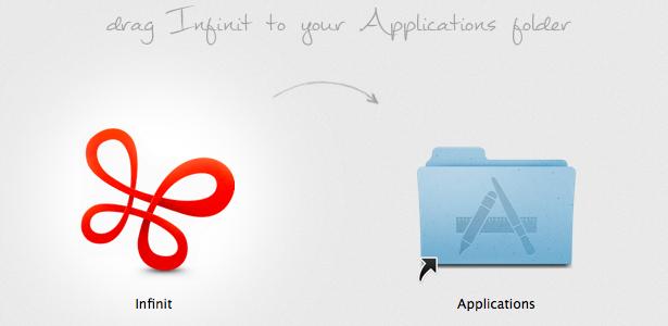 Infinit: сверхскоростной обмен файлами на Mac