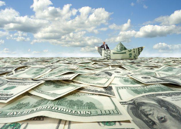 Деньги не покупают вещи, они покупают выбор