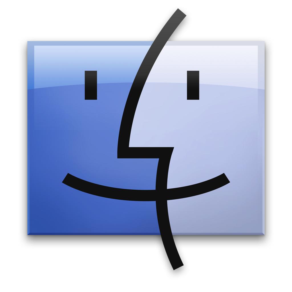 Как легко заменить иконку Finder в OS X Mavericks