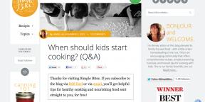 12 полезных кулинарных блогов