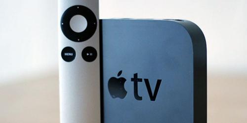 Обновлённая приставка Apple TV с процессором A7 выйдет в 2014 году, телевизор - в 2015-2016