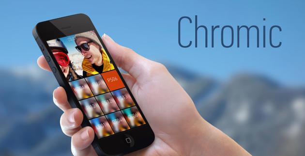 Chromic для iPhone делает ваши видео по-настоящему красивыми