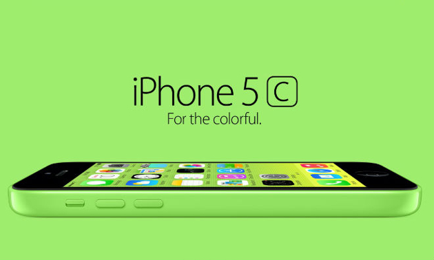 Foxconn прекратит выпуск iPhone 5c
