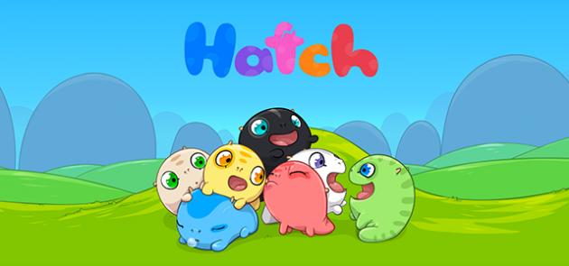 Hatch: тамагочи 21 века в вашем iPhone