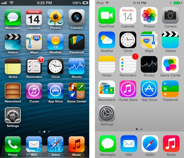 home-screen-ios6-ios7-comparison_thumb