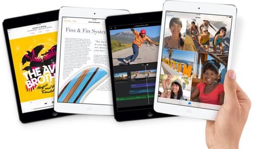 iPad mini 2 ждёт рост в 102%, iPad 2 исчезнет с рынка