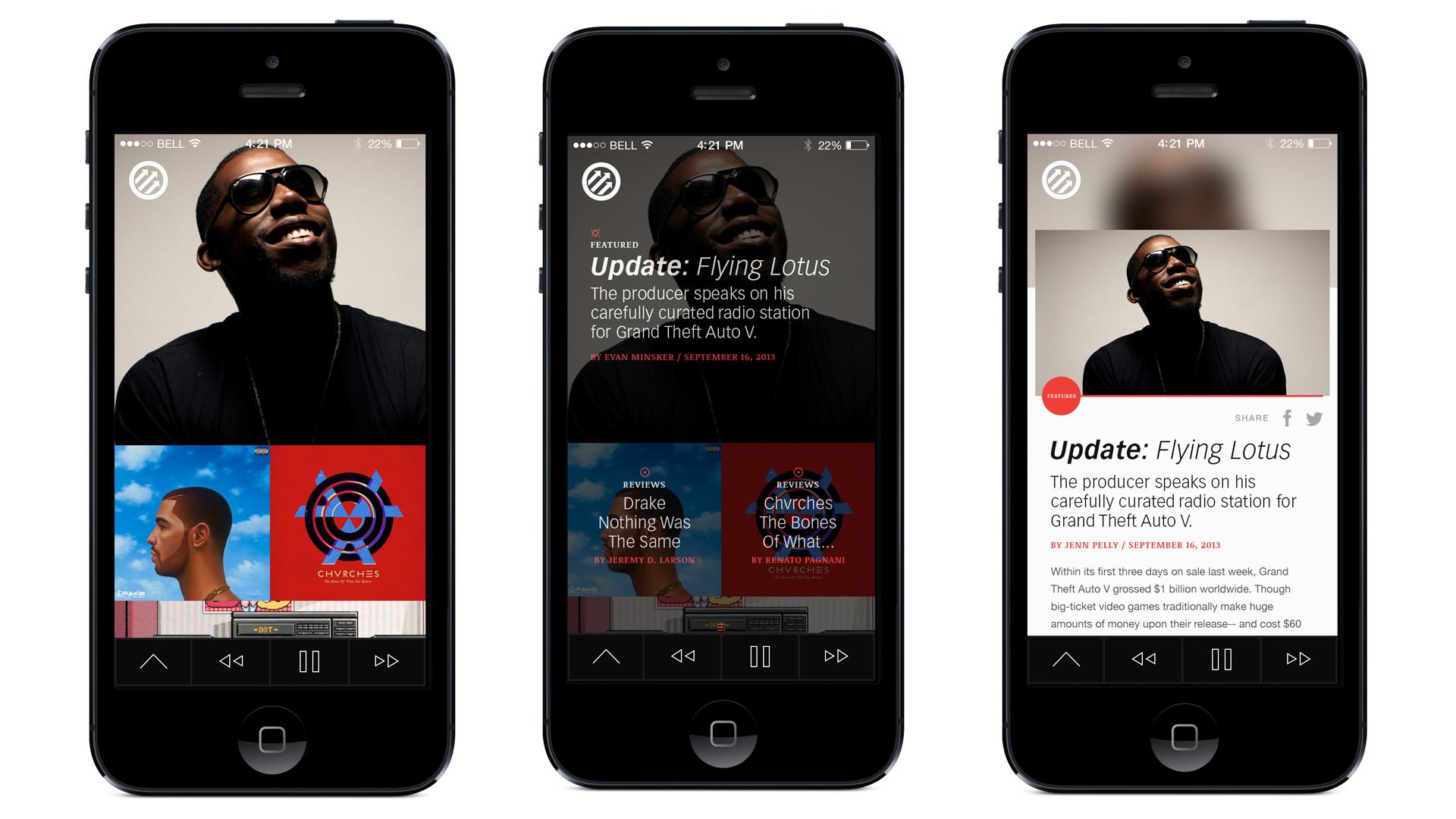 15 приложений для iOS, которые помогут вам найти новую музыку