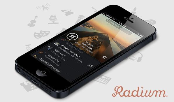 Radium: интернет-радио для iPhone, которое хочется слушать