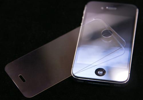 Защита экрана iPhone сапфировым стеклом может принести выгоду Apple