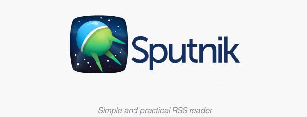 Sputnik: приятный RSS-ридер для Mac