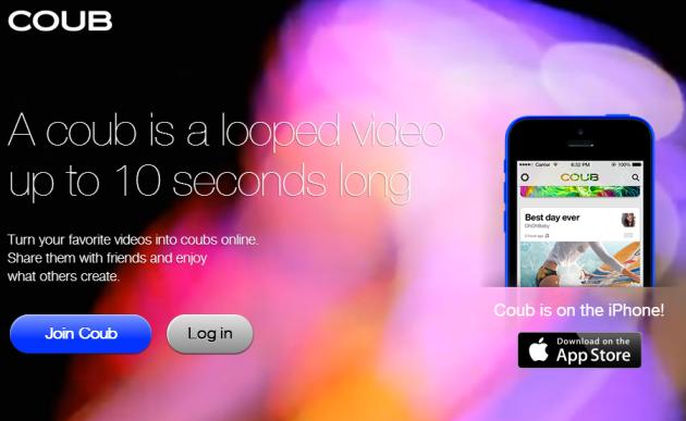 Coub выпустил официальное приложение для iPhone