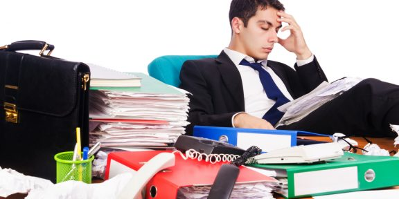 Как беспорядок влияет на продуктивность и что с этим делать?