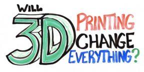 Какие возможности может подарить 3D-печать
