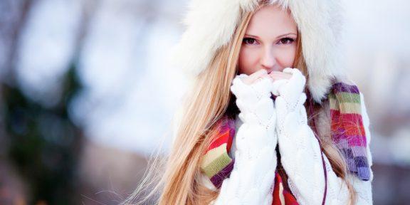 Как смириться с зимой