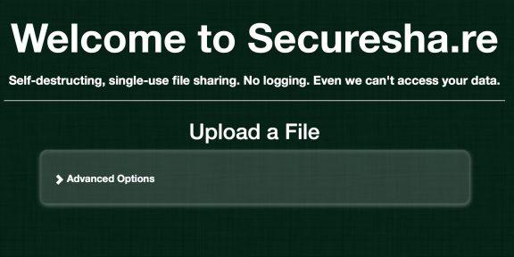 Как быстро отправить любой файл в зашифрованном виде