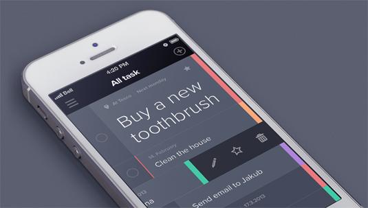 Taasky: новый таск-менеджер для iPhone, на который стоит обратить внимание