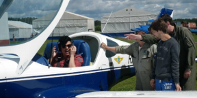 Как побороть аэрофобию и стать пилотом легких самолетов