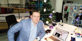 Рабочие места: Игорь Еремин, генеральный директор iVengo Mobile