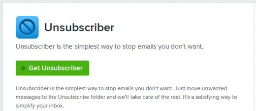 Unsubscriber
