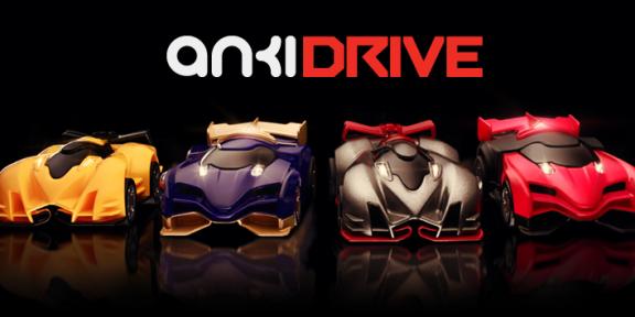Anki Drive - игрушка с продвинутым ИИ