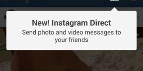 Instagram Direct делает сеть фотографий микросоциальной
