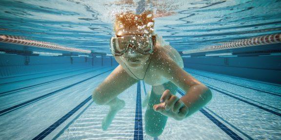 Как подготовиться к походу в бассейн