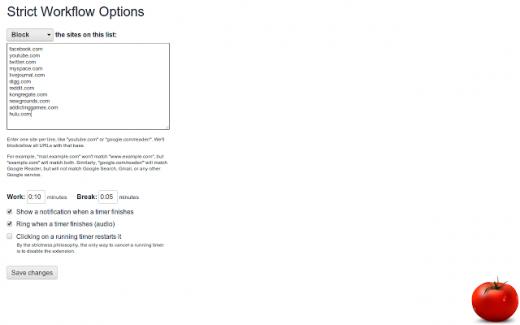 Как организовать «помидорное» управление временем в Google Chrome