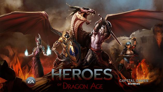 Heroes of Dragon Age. Как издеваются над тайтлом