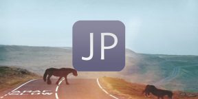 JotterPad X – минимум интерфейса, больше текста