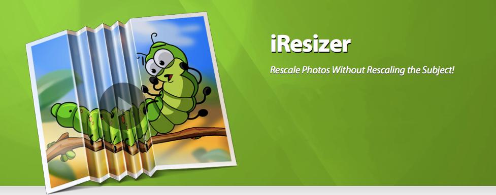 iResizer позволяет менять соотношения сторон фотографии без потери качества