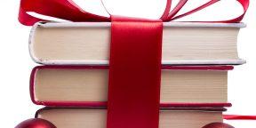 ИНФОГРАФИКА: Лучший подарок - книга!