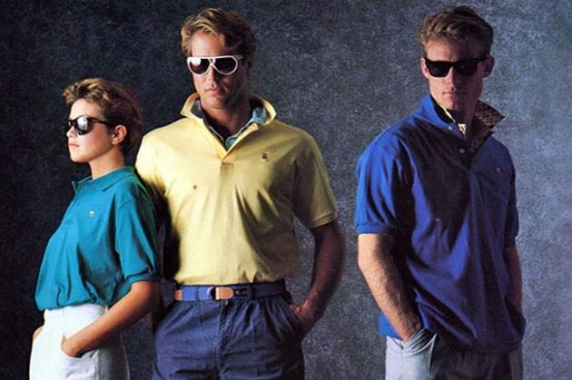 Apple ещё в 1986 выпустила линию одежды