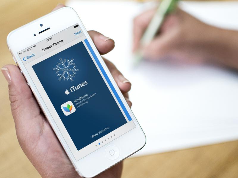 Как подарить приложение в App Store