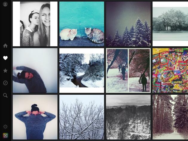 Flow - Instagram для вашего iPad
