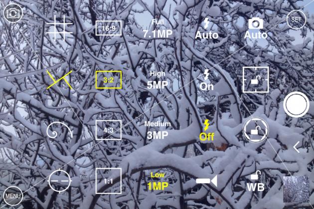 ProCam 2 превращает ваш iPhone в профессиональную фотокамеру