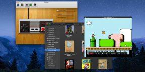OpenEmu — универсальный эмулятор ретроконсолей для Mac или ваш портал в детство
