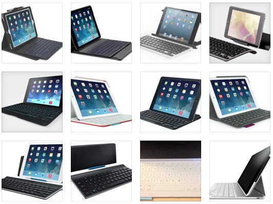 Выбираем лучшую внешнюю клавиатуру для iPad